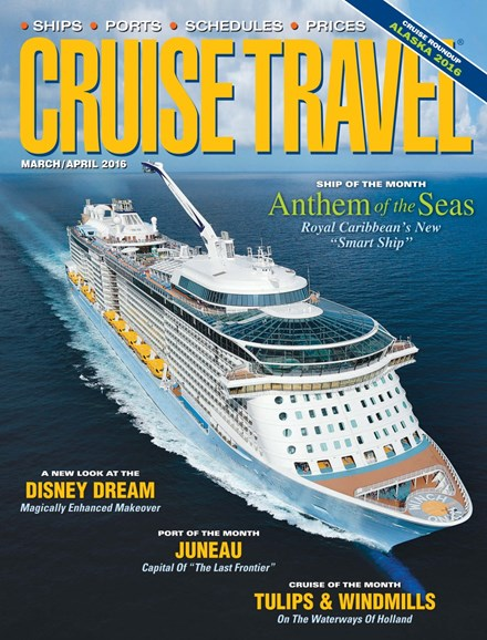 Cruise Travel Cover - 3/1/2016