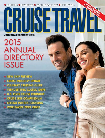 Cruise Travel Cover - 1/1/2015