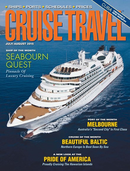 Cruise Travel Cover - 7/1/2015
