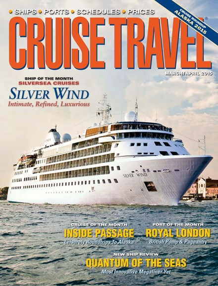 Cruise Travel Cover - 3/1/2015
