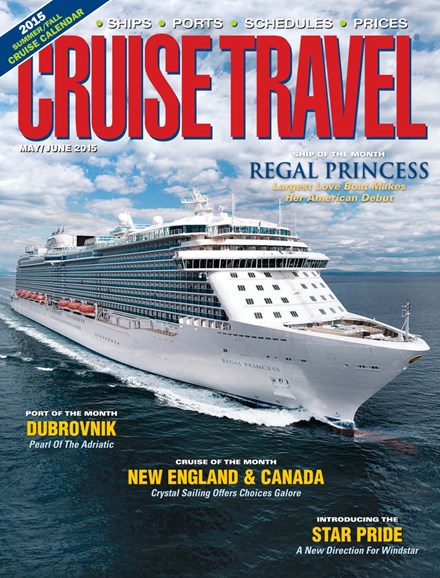 Cruise Travel Cover - 5/1/2015