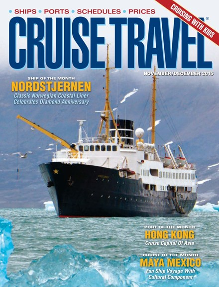 Cruise Travel Cover - 11/1/2015