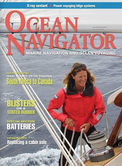 Ocean Navigator Cover - 3/1/2018