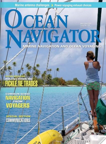 Ocean Navigator Cover - 5/1/2018