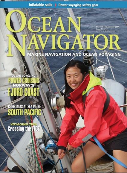 Ocean Navigator Cover - 11/1/2017