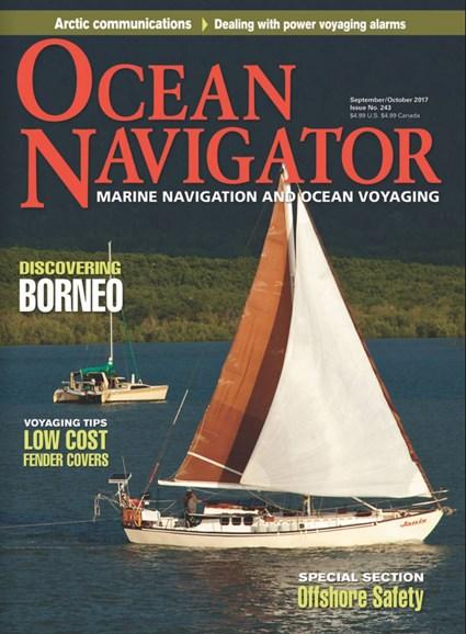 Ocean Navigator Cover - 9/1/2017