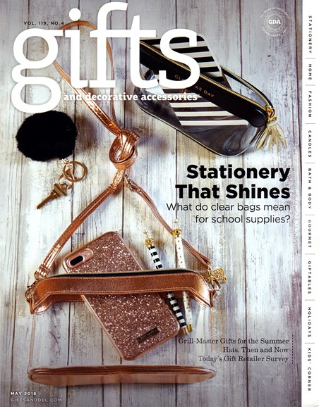 Gifts And Decorative Accessories Cover - 5/1/2018