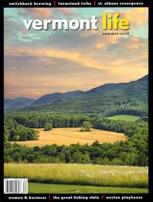 Vermont Life Magazine | 6/1/2018 Cover