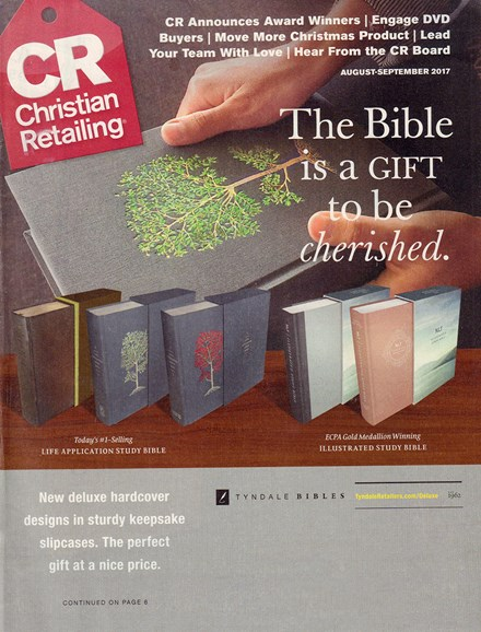 Christian Retailing Cover - 8/1/2017