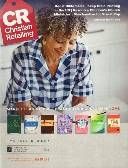 Christian Retailing Cover - 2/1/2018