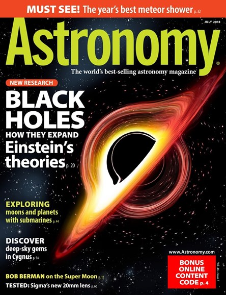 Astronomy Cover - 7/1/2018