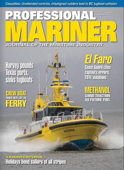 Professional Mariner Cover - 12/1/2017