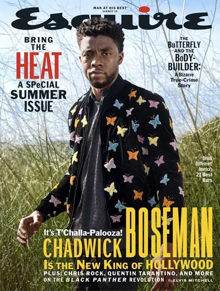 Esquire Cover - 6/1/2018