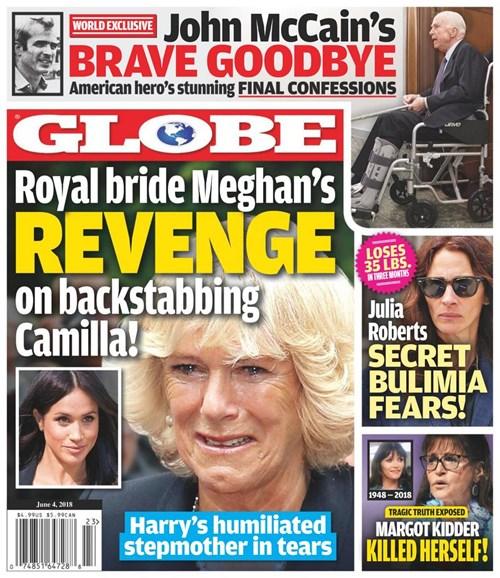 Globe Cover - 6/4/2018