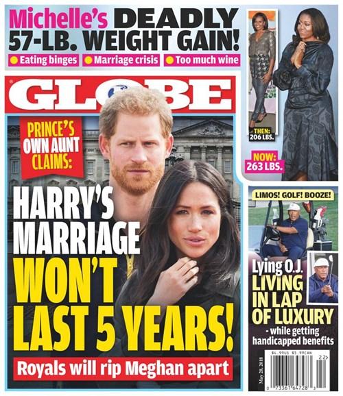 Globe Cover - 5/28/2018
