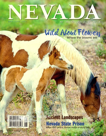 Nevada Magazine Cover - 5/1/2018