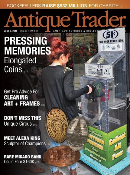 Antique Trader Cover - 6/6/2018