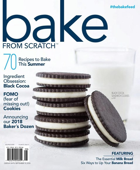Bake From Scratch Cover - 7/1/2018