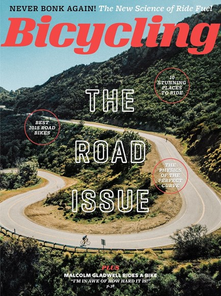 Bicycling Cover - 6/1/2018