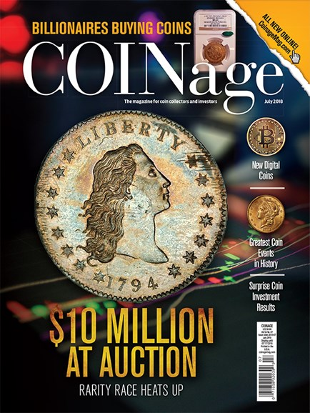 Coinage Cover - 7/1/2018