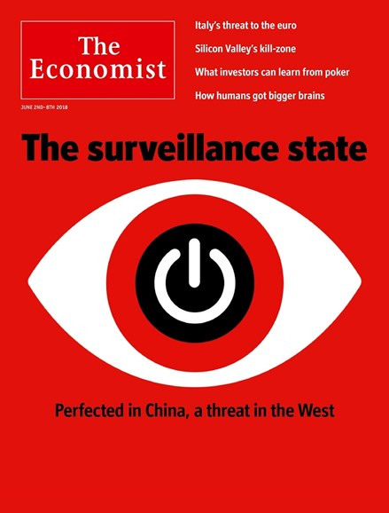 The Economist Cover - 6/2/2018