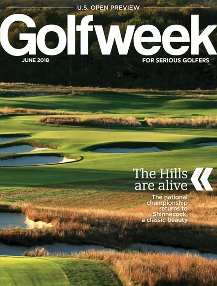 Golfweek Cover - 6/1/2018