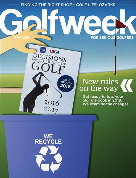 Golfweek Cover - 5/1/2018