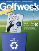 Golfweek Magazine 5/1/2018