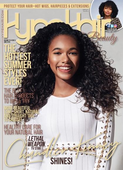 Hype Hair Cover - 6/1/2018