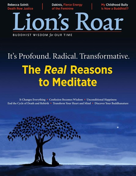 Lion's Roar Cover - 7/1/2018