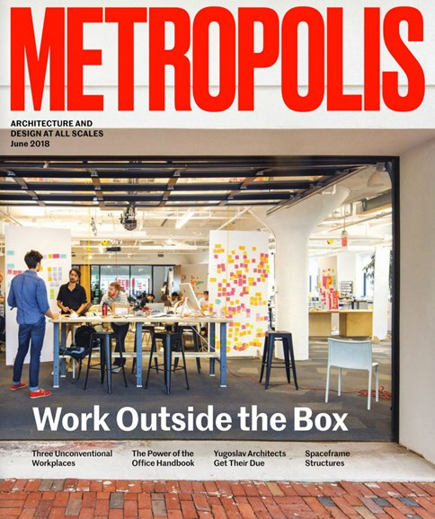 Metropolis Cover - 6/1/2018