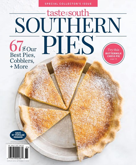Taste of the South Cover - 8/1/2018