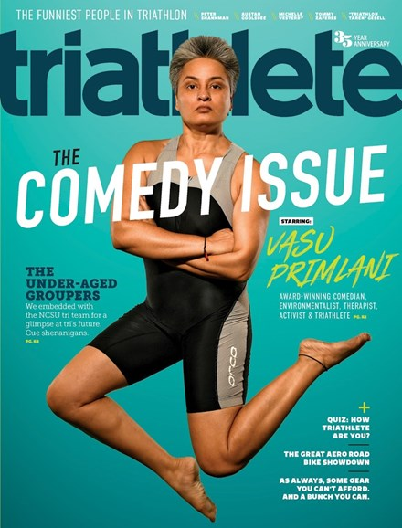 Triathlete Cover - 7/1/2018
