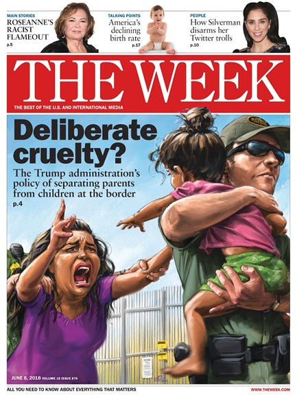 The Week Cover - 6/8/2018