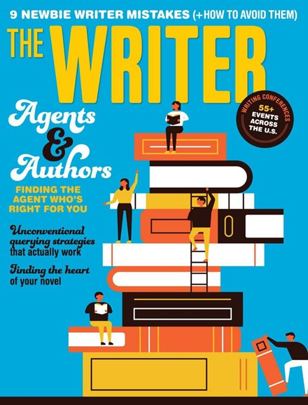 The Writer Cover - 7/1/2018