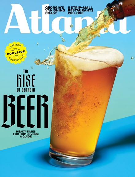 Atlanta Magazine Cover - 6/1/2018