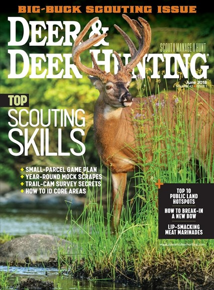 Deer & Deer Hunting Cover - 6/2/2018