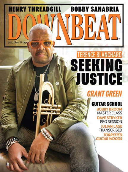 DownBeat Cover - 7/1/2018