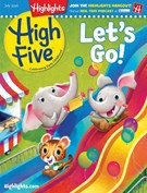 High Five Magazine 7/1/2018