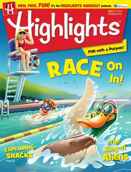 Highlights Cover - 7/1/2018