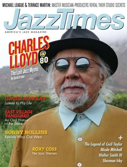 JazzTimes Cover - 6/1/2018