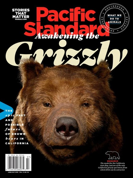 Pacific Standard Cover - 6/1/2018