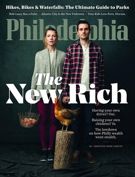 Philadelphia Magazine Cover - 6/1/2018