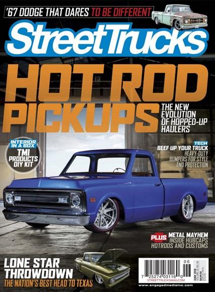 Street Trucks Cover - 6/1/2018