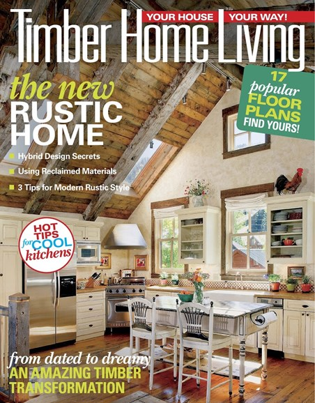 Timber Home Living Cover - 7/1/2018