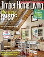 Timber Home Living Magazine | 7/2018 Cover