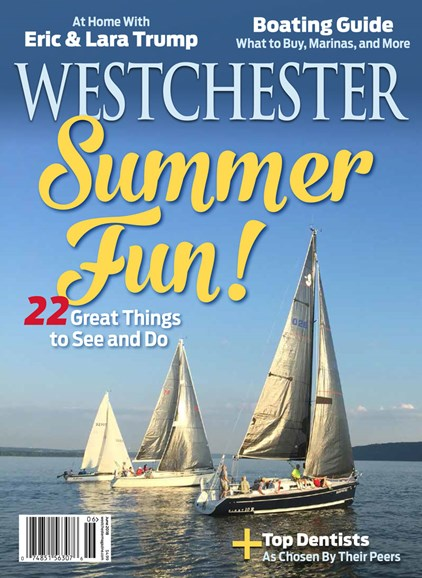 Westchester Magazine Cover - 6/1/2018