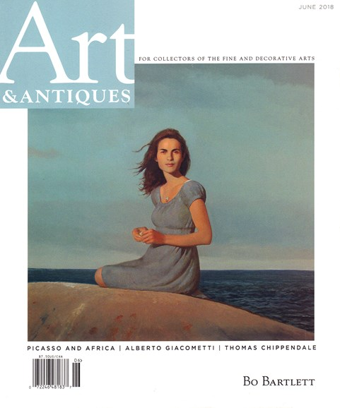 Art & Antiques Cover - 6/1/2018