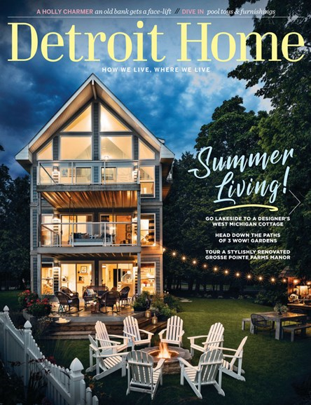Detroit Home Cover - 6/1/2018