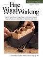 Fine Woodworking Magazine | 8/2018 Cover